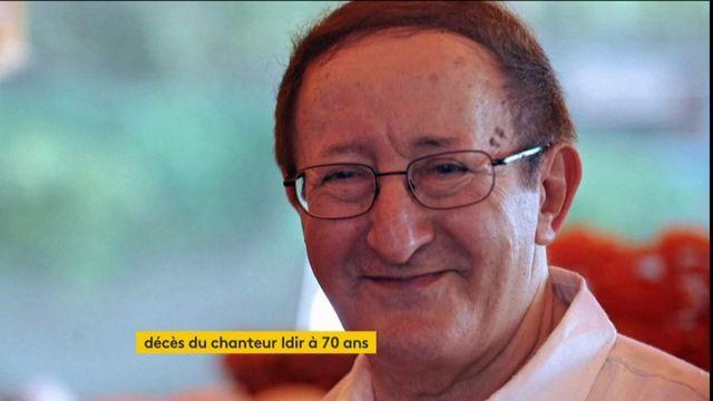 Musique : hommage à Idir, mort à 70 ans