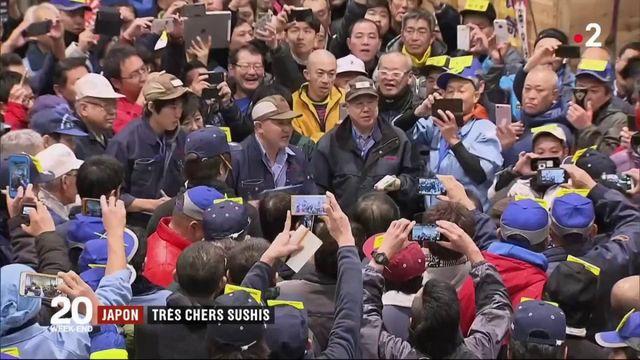 Japon : un thon rouge se vend 2,7 millions d'euros