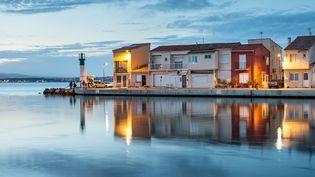 Quartier de la pointe courte à Sète. (Office de tourisme de Sète)