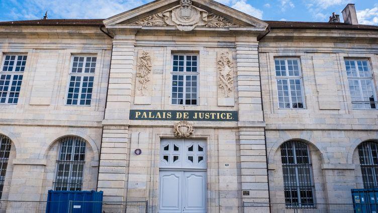 Palais de justice de Vesoul (Haute-Saône). (Jean-François Fernandez / FRANCE BLEU)