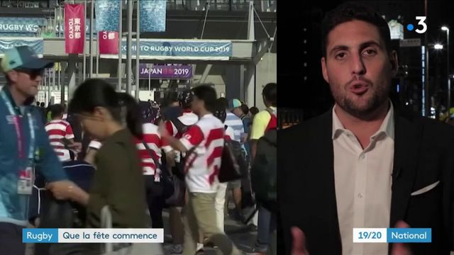 Coupe du monde de rugby : la France affronte l'Argentine samedi