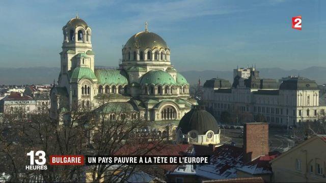 Bulgarie : un pays pauvre à la tête de l'Europe