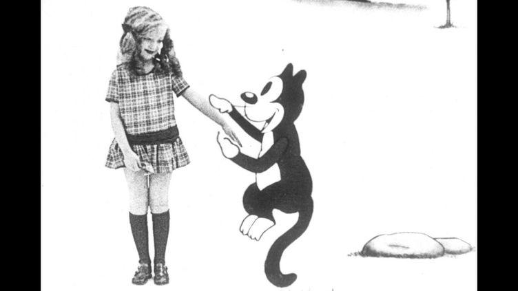 """Virginia Davis dans """"Alice Comedies"""" (1924) de Walt Disney  (Malavida)"""