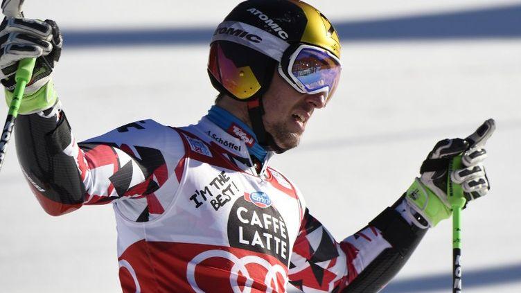 Marcel Hirscher (OLIVIER MORIN / AFP)