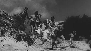 Les colonies de vacances sont de retour après une année blanche, la faute au Covid-19. Retour sur leurs plus belles années, de l'après-guerre aux années 60.  (CAPTURE ECRAN FRANCE 2)