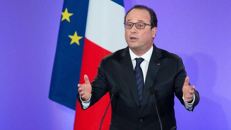 (Ce mardi, François Hollande va tenter de convaincre les présidents de région du bien-fondé de son plan d'urgence pour l'emploi © MaxPPP)