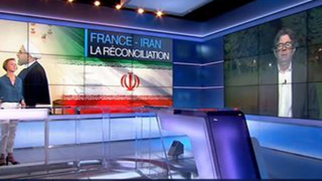 Iran : la France renoue le dialogue avec Téhéran