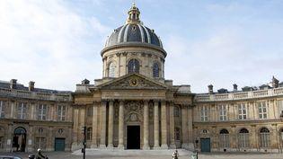 L'Institut de France, quai Conti à Paris, qui abrite l'Académie française  (Jaubert / Sipa)