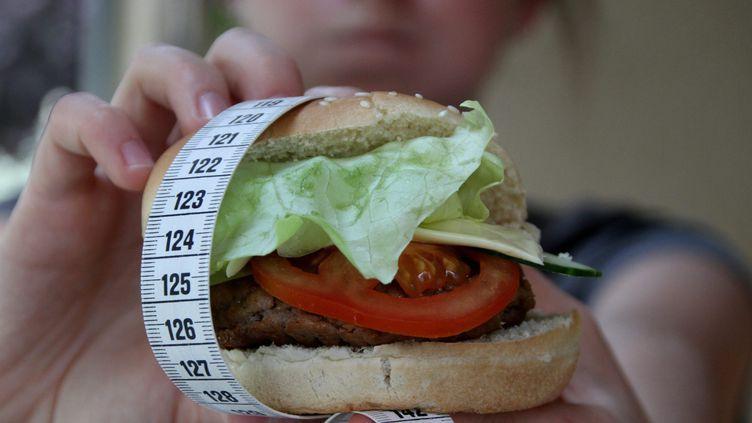 Une alimentation trop riche est souvent synonyme d'obésité. (PHOTO PIERRE HECKLER / MAXPPP)