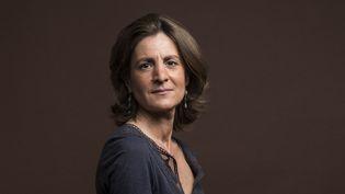 La romancière Pauline Dreyfus  (Jean-François Paga)