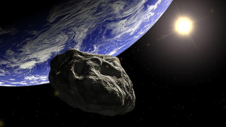 Un gros astéroïde a croisé la Terre dans la nuit du 14 au 15 juin 2012. (DIETER SPANNKNEBEL / THE IMAGE BANK / GETTY)