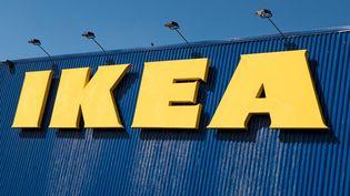 Un magasin Ikea à Lomme (Nord). (JULIE SEBADELHA / HANS LUCAS)
