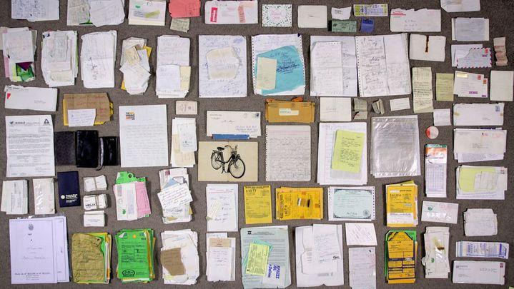 Vivian Maier gardait tout. On a retrouvé ces documents dans les caisses vendues aux enchères  (Ravine Pictures, LLC)
