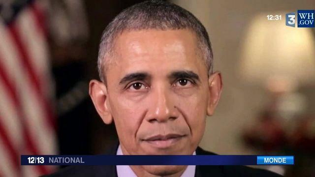 États-Unis : Barack Obama déclare la guerre aux armes à feu