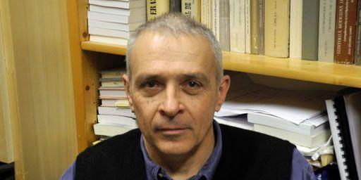 Gilles Bataillon, directeur d'études à l'EHESS. (FTV - Laurent Ribadeau Dumas)