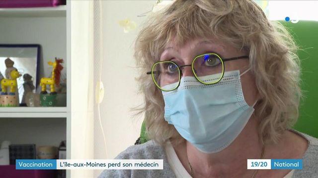 L'île-aux-Moines perd son médecin