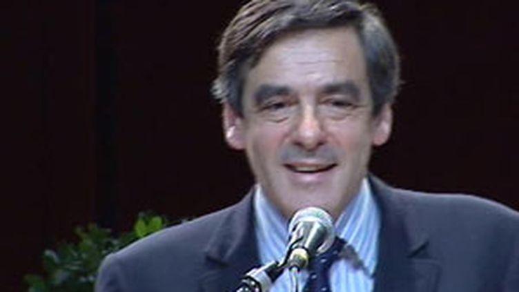 François Fillon (archives) (© France 2)