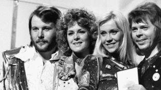 Abba, le groupe culte venu de Suède, serait de retour avec de plusieurs nouveaux titres d'ici la fin de l'année. (FRANCE 2)
