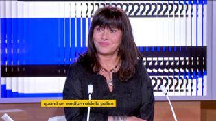 Geneviève Delpech (FRANCEINFO)
