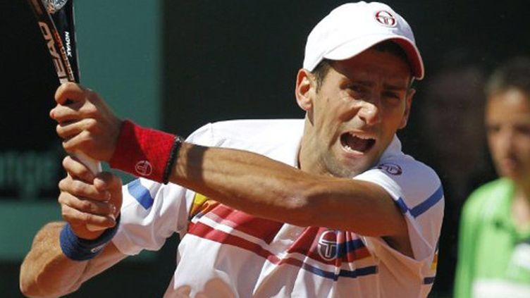 La terreur du circuit, Novak Djokovic