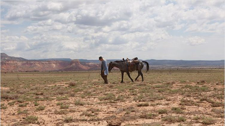 "Ed Harris dans ""Sherif Jackson"" de Noah Miller et Logan Miller (II)  (Potemkine Films)"