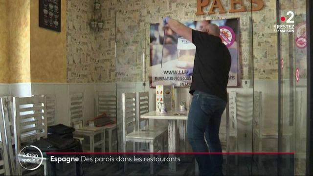 Coronavirus : les restaurants s'organisent pour accueillir les clients en toute sécurité