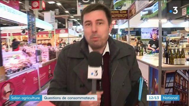 Salon de l'Agriculture : les producteurs face aux questions des consommateurs