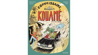 IL COURT, IL COURT LE COMMISSAIRE KOUAME (DONATIEN MARY, GALLIMARD)