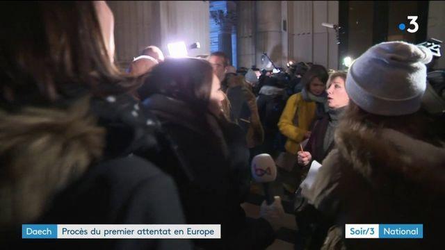 Mehdi Nemmouche : procès de l'attentat terroriste du musée juif de Bruxelles