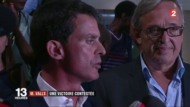 Manuel Valls : une victoire contestée