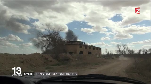 Syrie : la frappe de la coalition sur des soldats syriens crée des tensions diplomatiques