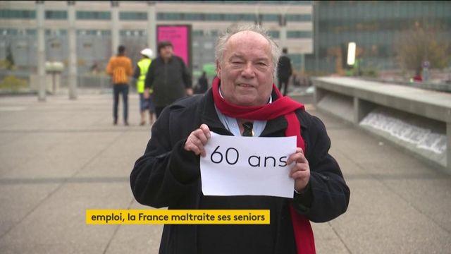 Emploi : la France a un problème avec les seniors