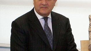 Wojciech Janowski à l'hôpital Lenval de Nice (Alpes-Maritimes), le 27 mars 2013. (  MAXPPP)