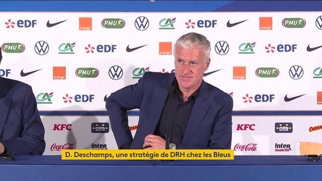Euro 2021 : Didier Deschamps, le DRH des Bleus