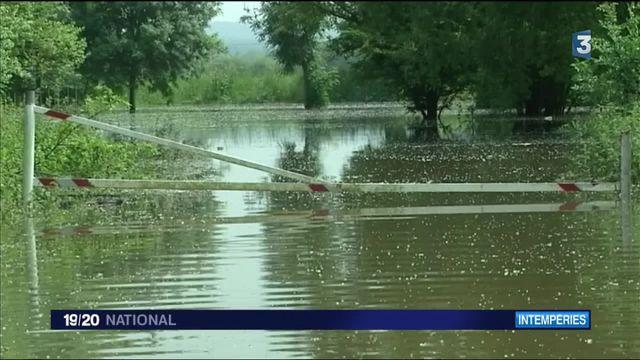 Inondations : un coup dur pour les agriculteurs