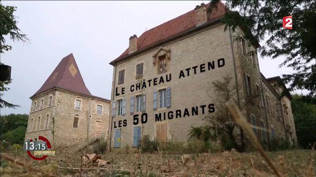 13h15 le dimanche. L'accueil de 50 migrants divise la commune d'Allex dans la Drôme