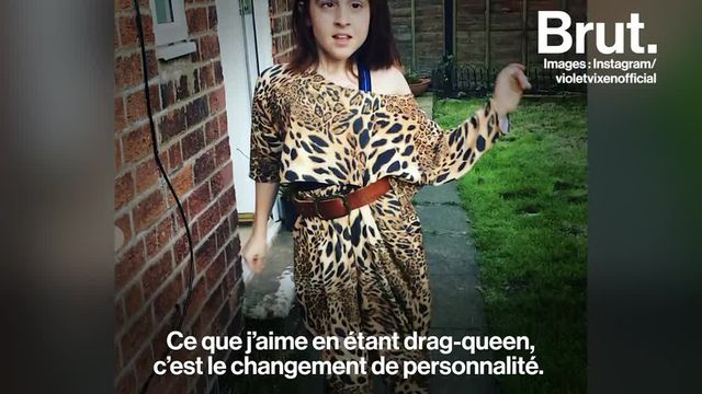 Être drag-queen à 11 ans, c'est possible. C'est le cas du jeune Leo Noakes, qui s'est découvert une passion pour cette pratique.