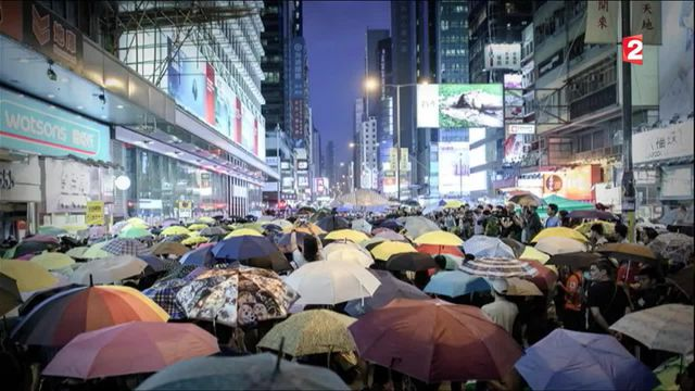 Histoire : le petit récit du parapluie