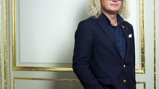Le collectionneur Pierre-Jean Chalençon à Paris, le 13 octobre 2014. (DAMIEN GRENON / AFP)