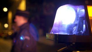 Un conflit familial pourrait être à l'origine du drame qui s'est déroulé peu avant 21h samedi à Sarcelles, où un policier de 31 ans a tué trois personnes, dont son beau-père, avant de se suicider. Ci-contre une patrouille en intervention de nuit, à Nancy (Illustration) (MAXPPP)