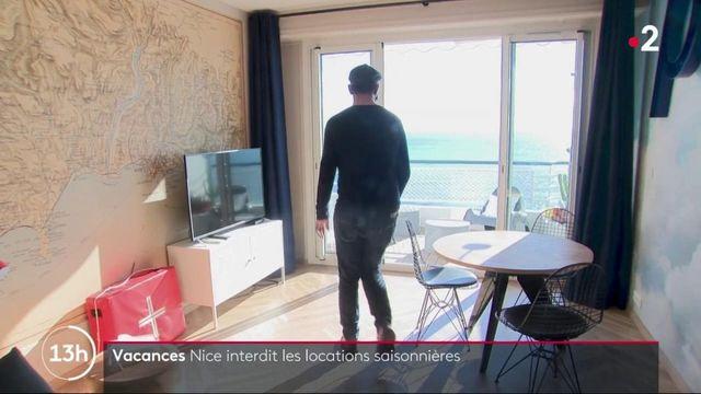 Nice : les locations saisonnières interdites