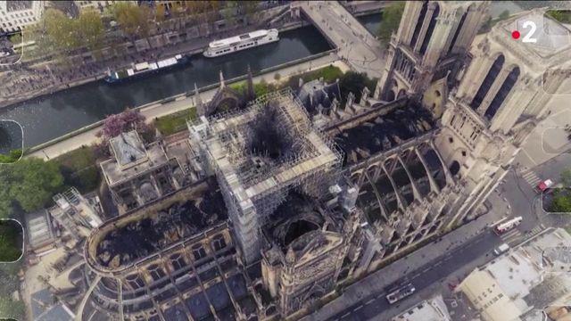 Notre-Dame de Paris : de l'incendie de la cathédrale à sa reconstruction