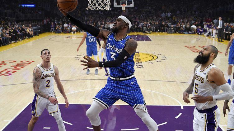 Orlando a dominé les Lakers (MARK J. TERRILL/AP/SIPA / AP)