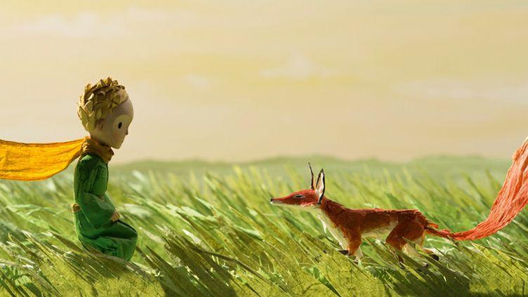 """Le petit Prince"" (réalisation Mark Osborne)  (Warner Bros.)"