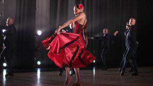 """Indomptable et enflammée : """"Carmen"""" par la chorégraphe et danseuse sud-Africaine Dada Masilo  (John Hogg)"""