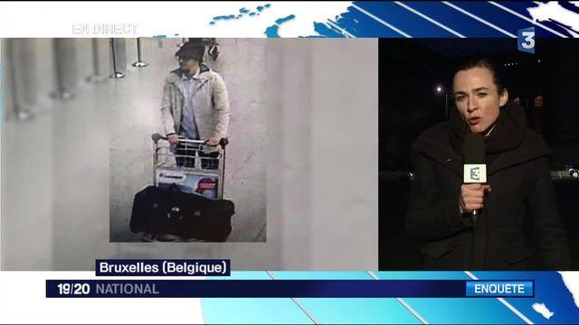 Attentats de Bruxelles : un deuxième suspect recherché par la police