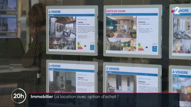 Immobilier : et si l'avenir passait par la location avec option d'achat ?