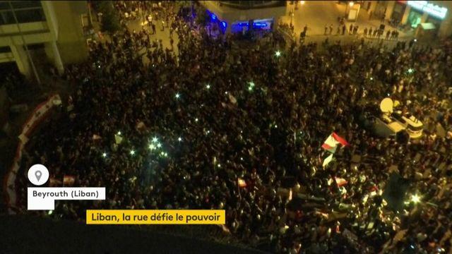 Liban : de nombreuses manifestations contestent le gouvernement