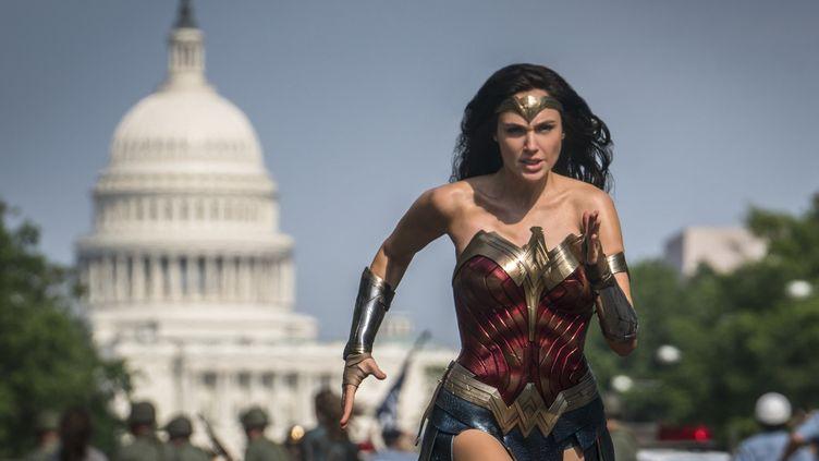 "Photo du film ""Wonder Woman 1984"" (2018 WARNER BROS. ENTERTAINMENT INC.)"