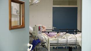 """Les accidents vasculaires cérébrauxfont plus de 30 000 morts par an en France, selon une étude publiée mardi 21 février 2017 dans le """"Bulletin épidémiologique hebdomadaire"""" de l'agence Santé publique France.  (MAXPPP)"""